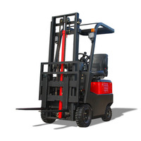 Electric Pallet Truck 1000kg Rechargeable High Volume Forklifting Machine Can Enter Narrow Way