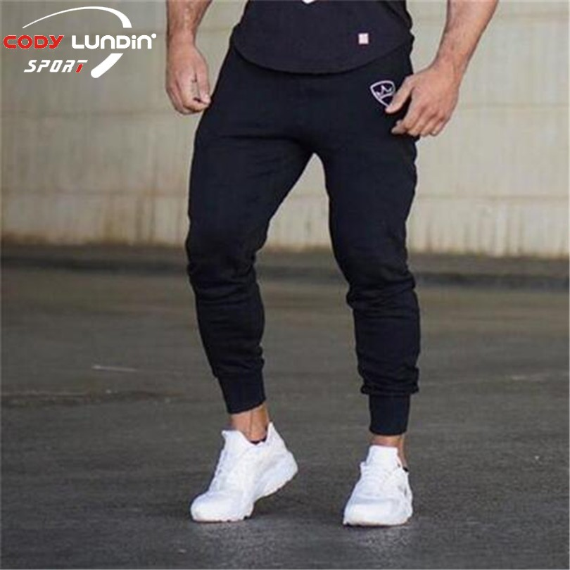 2018 Autumn Brand Gyms Men Joggers Casual Men Sweatpants Joggers Trousers Sporting Clothing The high quality Bodybuilding Pants ...