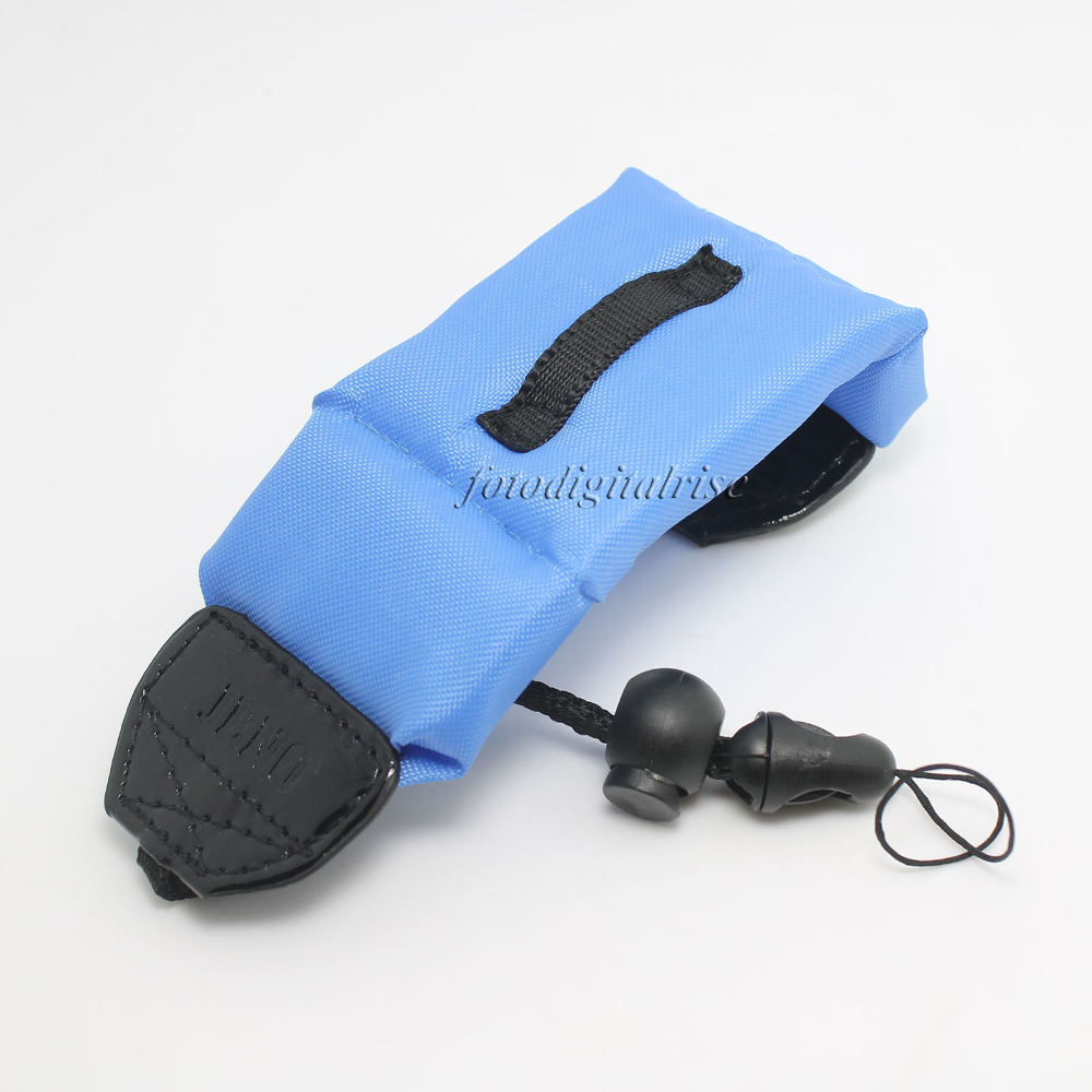 Floating Foam Hand Strap Bags Diving for Snorkeling Camera dark blue