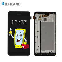 High Screen For Microsoft Nokia Lumia 640XL 640 XL LCD Display Touch Screen Digitizer Assembly With