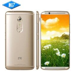 New Original ZTE AXON 7 4G RAM 128GB ROM Mobile Phone Android 6.0 Hi-Fi Snapdragon 820 Quad Core 20.0MP 5.5