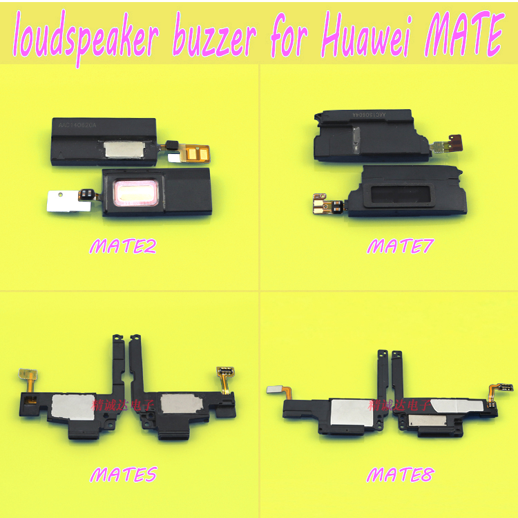 Jing Cheng Da For Huawei Mate 2 7 8 Mate S Loud Speaker Loudspeaker Buzzer Ringer Sound Buzzer Assembly Replacement Parts