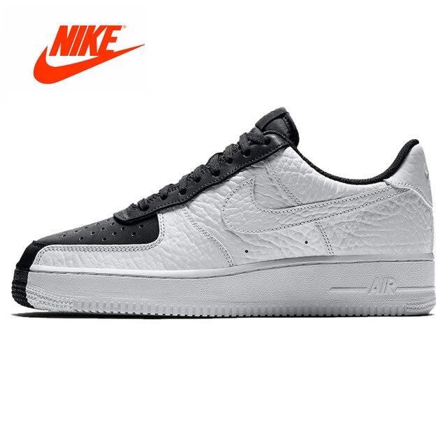 0aae01ec Оригинал новый Nike Air Force 1 Low Разделение AF1 мужские Скейтбординг  обувь кроссовки Classique удобные дышащие