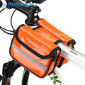 NaturalHome Roswheel Sport Bicycle Cycling Frame Pannier Saddle Front Tube Bag Both Side Double Pouch Accessories