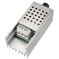 1PC New Arrival Module 10000w High Power SCR BTA100 800B Electronic Voltage Regulator For Speed Control