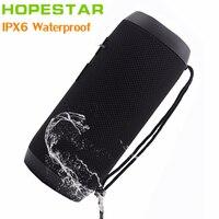 HOPESTAR P7 Portable Wireless Bluetooth Speaker IPX6 WaterProof Column Box Bass Mini Subwoofer Stereo Loudspeaker Charge Mobile