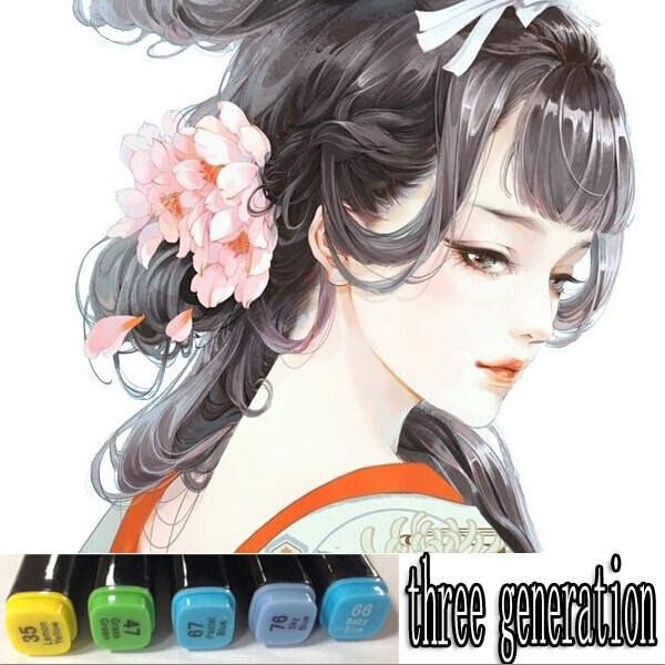 Best What Is Copic Coloring Gallery - Irishdraught.us ...
