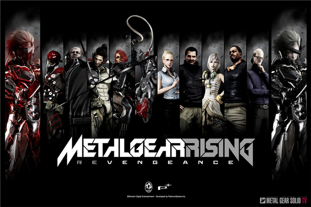 Custom canvas art metal gear poster metal gear solid v wall custom canvas art metal gear poster metal gear solid v wall stickers rising revengeance game wallpaper voltagebd Image collections