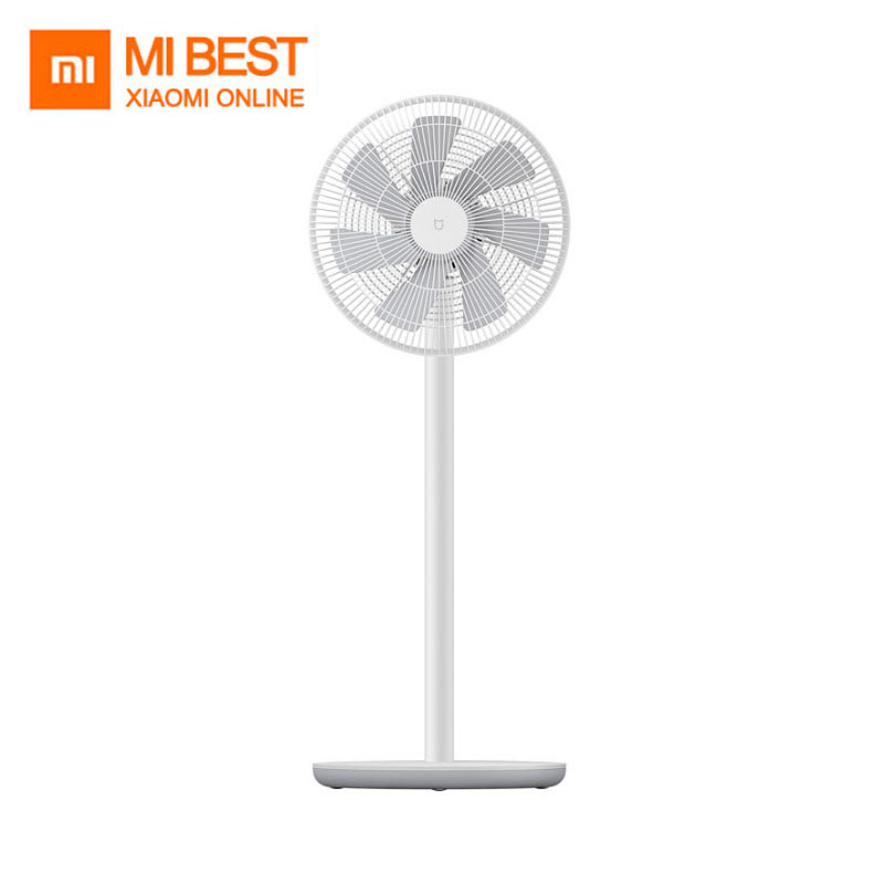 2018 New Xiaomi Mijia Smart Pedestal Standing Fans APP Control Remote Floor Fan Air Conditioner Natural