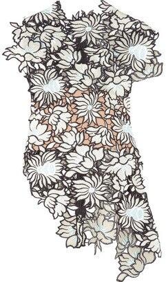 AS062 2016 outono e inverno nova flor bordado CAMISA TOP e SAIA bordado CONJUNTOS de duas peças de renda