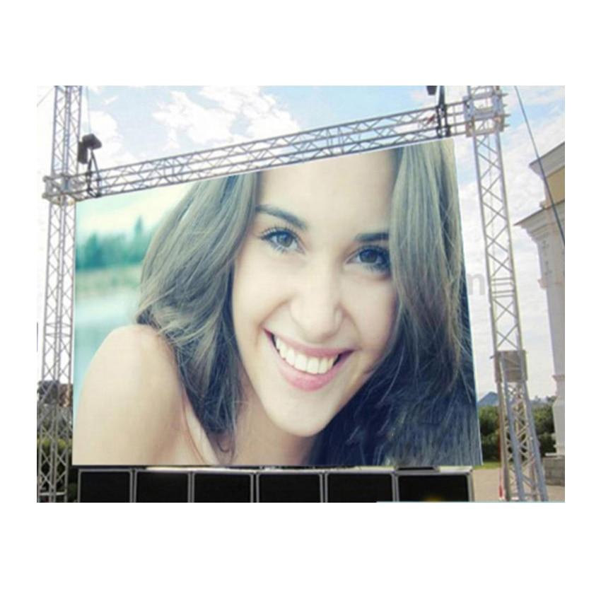 256*128mm 64x32dots 1/8Scan P4 SMD1921 Outdoor RGB Led Module, Led Pantalla Panel, Big Led Display Billboard Screen