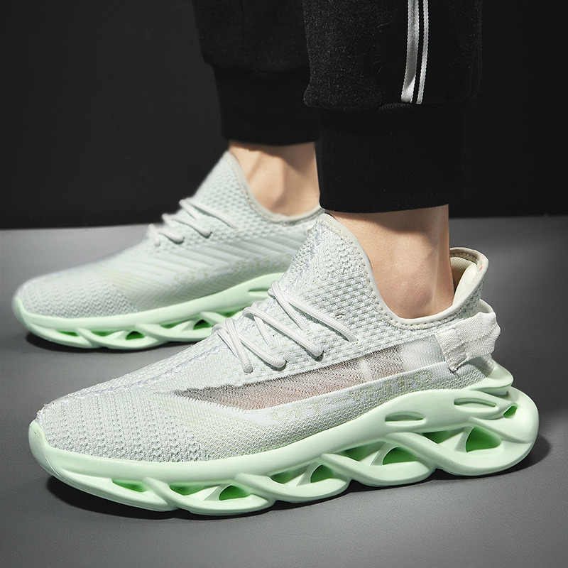 Running Shoes Gym Shark Sneakers