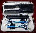 СМИТ ЧУ Профессиональные ножницы парикмахера парикмахерские ножницы, волосы режущий инструмент сочетание пакета HM82