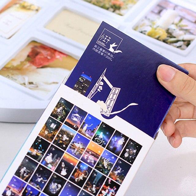 R 1982 25 De Desconto30 Pçslote Pequeno Príncipe Luminous Dos Desenhos Animados Cartão Postal Cartão De Natal Cartão Cartão De Mensagem