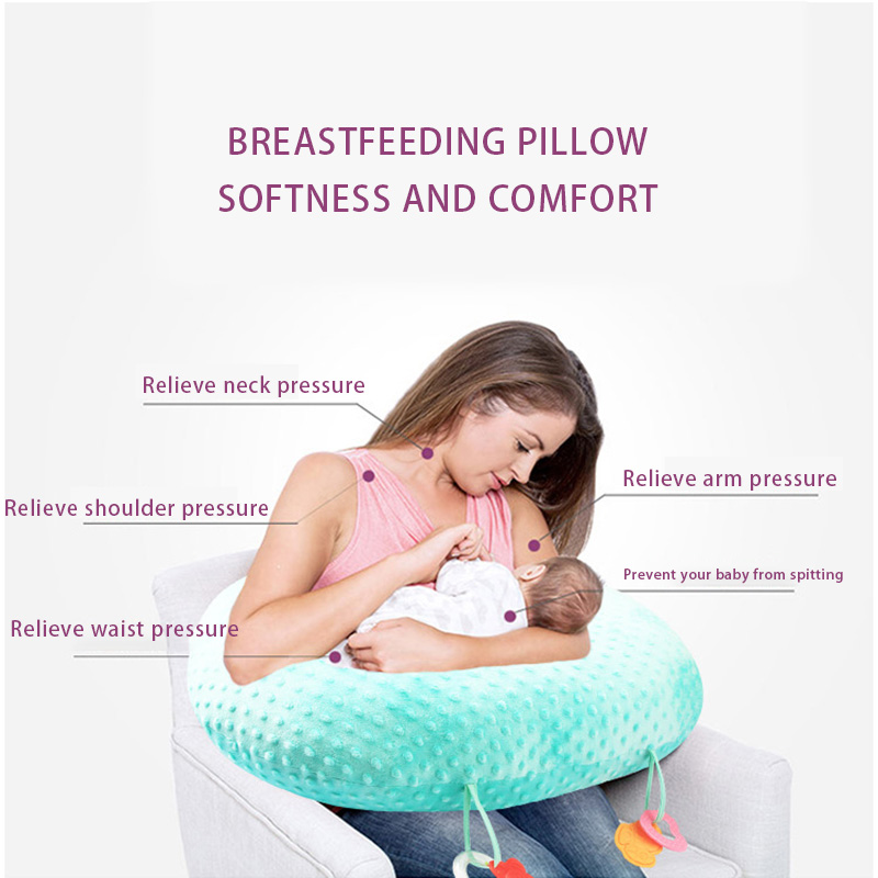 New Baby Portable Nursing Pillow Maternity U-Shape Feeding Cushion Breastfeeding Pillows