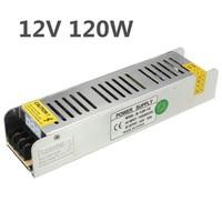 Mini Power Supply 10A 120W DC12V AC85 265V Switch Lighting Transformers LED Driver For LED Strip
