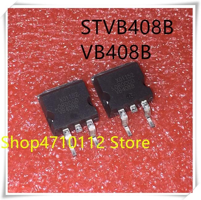 NEW 1PCS/LOT STVB408B STVB408 VB408B VB408 TO-263 IC
