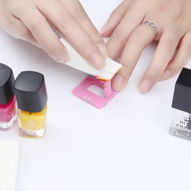 3Pcs/set Nail Sponges Nail Art Gradient Color Stamping Sponge Soft Gel Polish 3D Image Transfer DIY Nail Art Design Tool