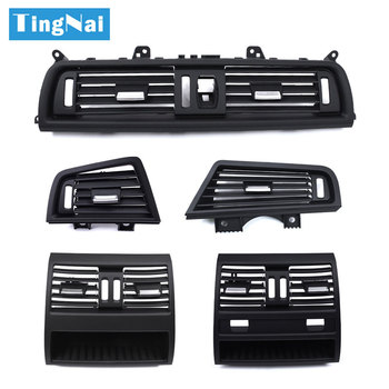 Quality Original Black Air Conditioner AC Vent Outlet Grille for BMW 5 Series F10 F11 F18 520i 523i 525i 528i 535i image