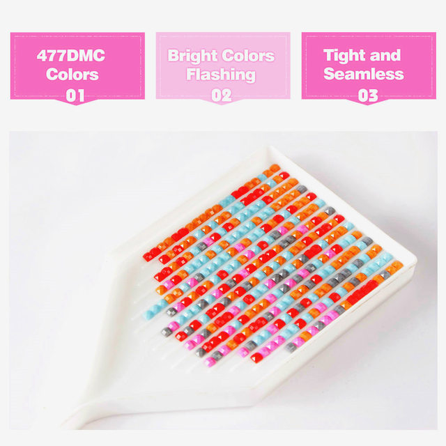 Huacan Full Square Diamond Painting Home Sweet Kit 5D DIY Diamond Embroidery Mosaic Text Decorations Home