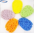 5cm Shower Bath Sponge Bath Sponge Massage Multi Shower Exfoliating Body Cleaning Scrubber Big Size Sea Foam Sponge Body Massage