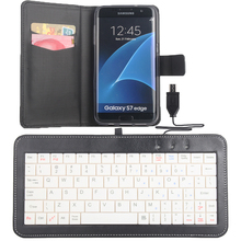 HOT selling Wired Keyboard for Elephone P9000 P8000 P7000 P6000 Original Binmer General Wired Keyboard For Andriod Mobile Phone