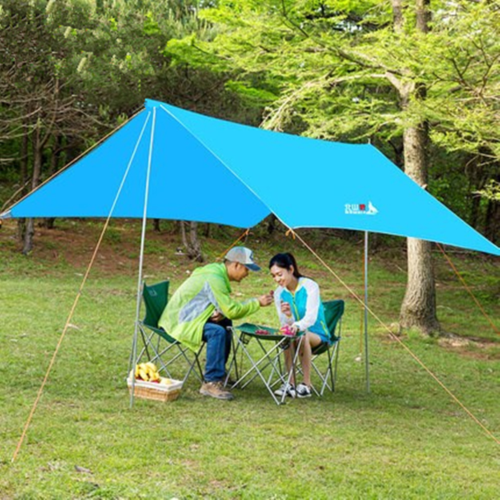 BSW Multi user Sun Shelter Awning Tent Outdoor Beach C&ing Picnic Ultralight Sun Protection Canopy Awning p-in Sun Shelter from Sports u0026 Entertainment on ... & BSW Multi user Sun Shelter Awning Tent Outdoor Beach Camping ...