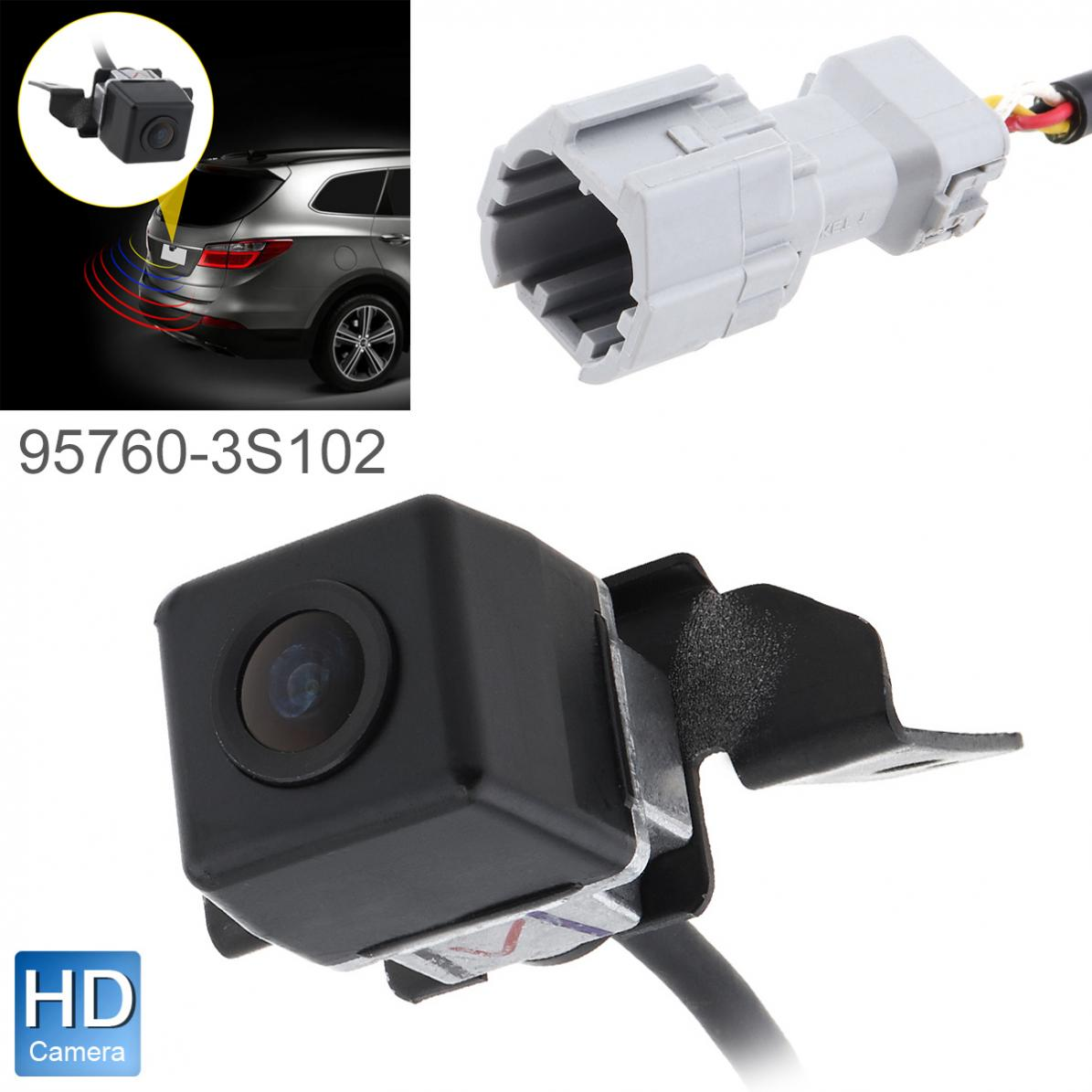 12V Car Rear View Camera Auto Backup Parking Assist Camera OEM 957603S102 95760-3S102 596-00473 for 2011-12-13-14 Hyundai Sonata12V Car Rear View Camera Auto Backup Parking Assist Camera OEM 957603S102 95760-3S102 596-00473 for 2011-12-13-14 Hyundai Sonata