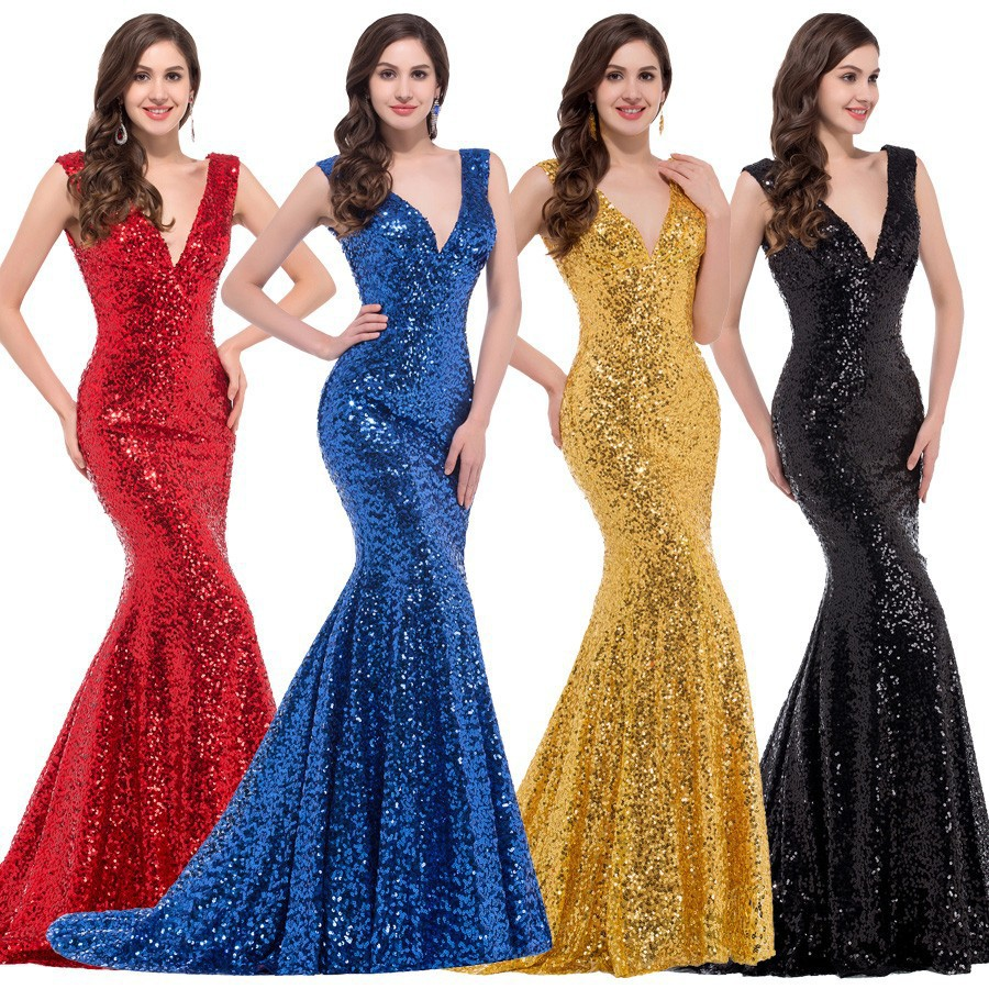 Lace Mother and Daughter Clothes Family Sequins Women Dresses For Party and Bandage Dress A-Line Prom Dresses For Women Party