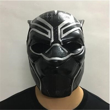 Маска Таноса и Черной пантеры Мстители 1