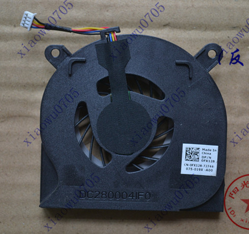 New laptop cpu cooling fan for DELL E6400 PP27L