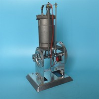 Gasoline engine model Single cylinder internal combustion engine four stroke cycle model Physical experiment teaching instrument