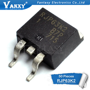 Image 2 - 50 قطعة RJP63K2 إلى 263 63K2 TO263