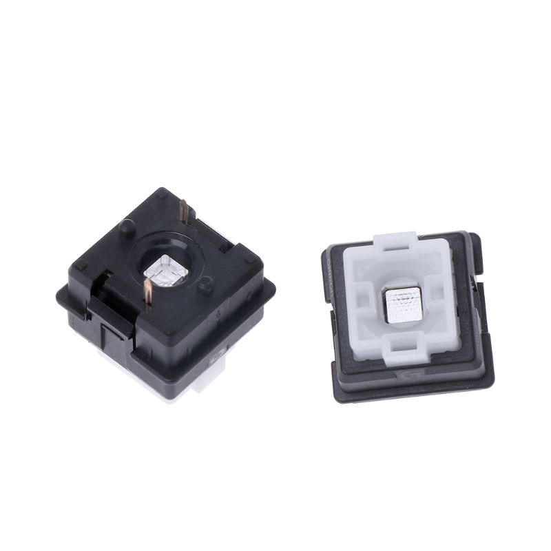 2Pcs Original Romer-G Switch Omron Axis for Logitech G910 G810 G413