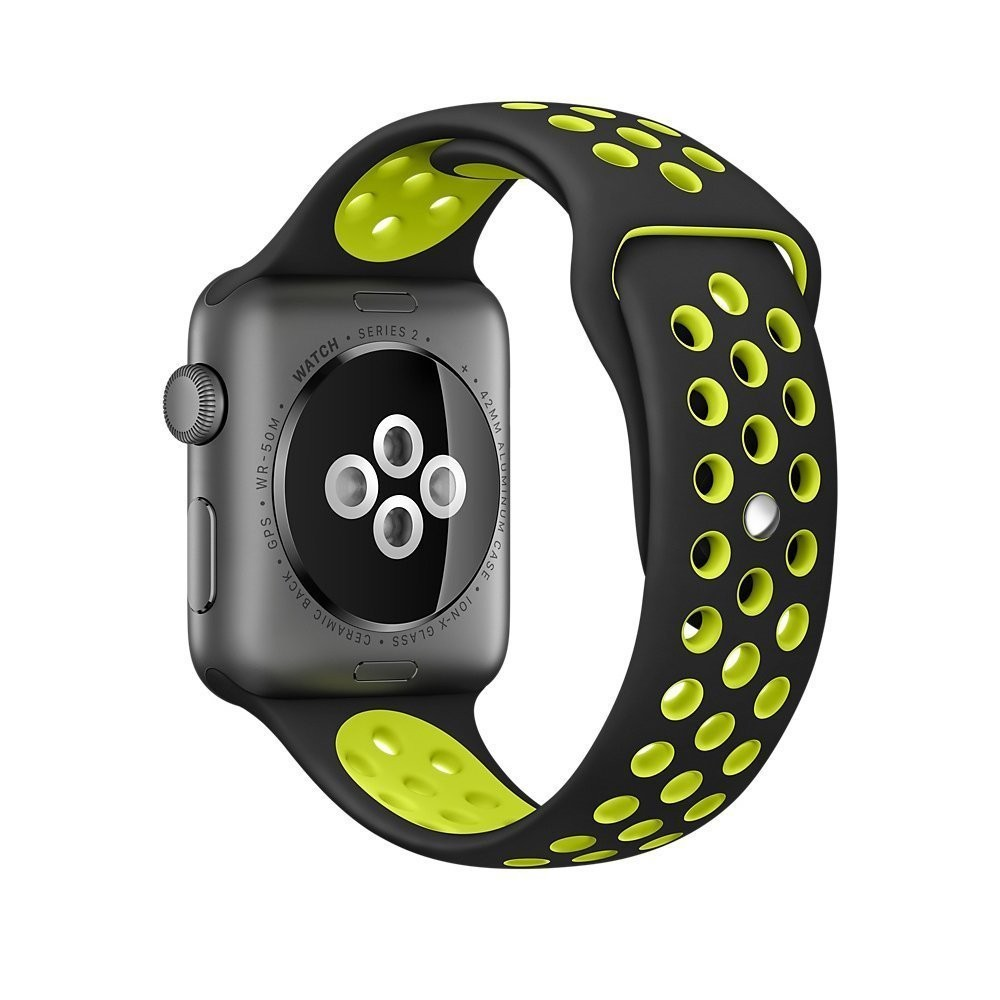 38mm Sport Band For Apple font b Watch b font Series 2 Nike Sport Band Soft