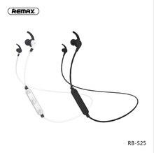 remax s25 Motion Bluetooth Stereo Headset Rear-wearable headphones Necklace type earphone Ultra-light wireless sports headset