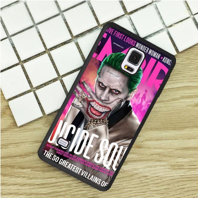 Joker Main Sourire Tatouage Commando Suicide Tpu Telephone Cas Pour