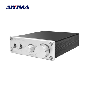 Усилитель сабвуфера AIYIMA TPA3116D2, класс D, Hi-Fi, аудио усилитель высокой мощности, 100 Вт, домашний кинотеатр DC12-24V