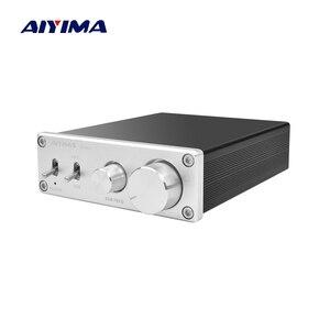 Image 1 - AIYIMA TPA3116D2 усилитель сабвуфера класса D, монохромный цифровой аудио усилитель высокой мощности Hi Fi, усилитель 100 Вт, домашний кинотеатр