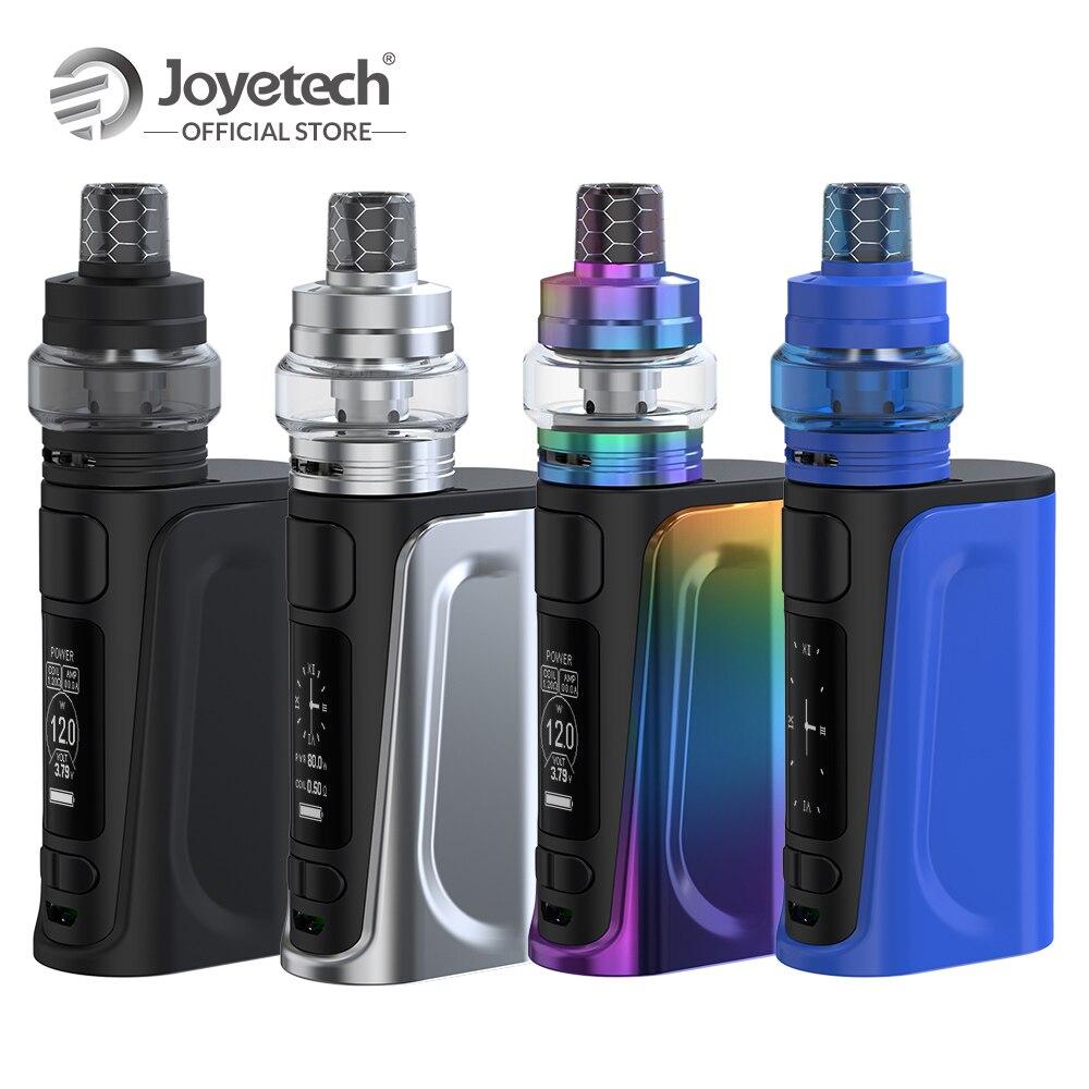 Оригинал Joyetech eVic Primo подходят с 3 мл превышать Air Plus бак 2800 мАч встроенный аккумулятор EX головы вейпер электронная сигарета