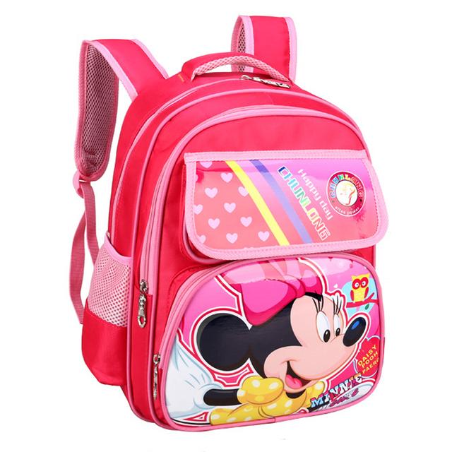 2016 Nuevos Niños de La Escuela Bolsas Ortopédica Mochila Escolar Niños Schoolbag Bookbag Mochila Escolar para Los Niños A Prueba de agua