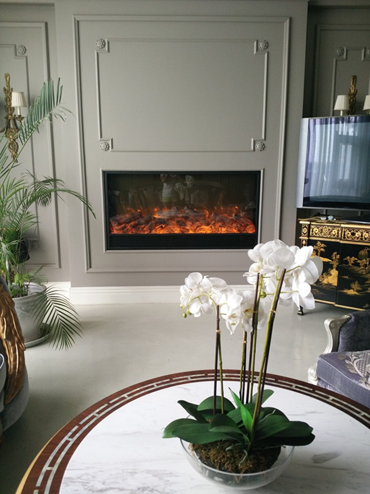 Fireplace Design decorative fireplaces : Online Get Cheap Custom Electric Fireplaces -Aliexpress.com ...