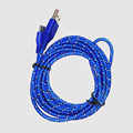 3M 10ft Micro USB Charging Cable Data Cables Mobile Charger Cord for  iPhon6 Android Phone Samsung LG HTC Huawei 200pcs