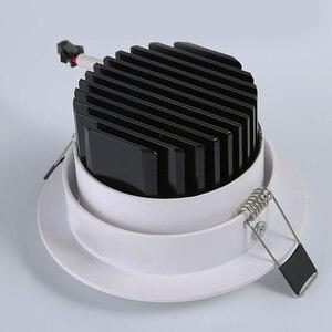 Image 2 - 調光対応 Led ライトランプ Horizan 天井スポットライト 3 ワット 5 ワット 7 ワット 10 ワット 85 265V 天井凹型インテリア照明ランプ