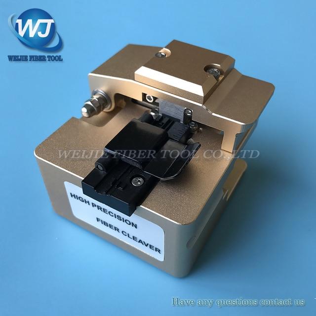 TT 03 yüksek hassasiyetli fiber optik cleaver yüksek hassasiyetli fiber optik kesici fiber optik kesme bıçağı