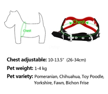 Soft, comfortable leather harness / vest for all dog breeds