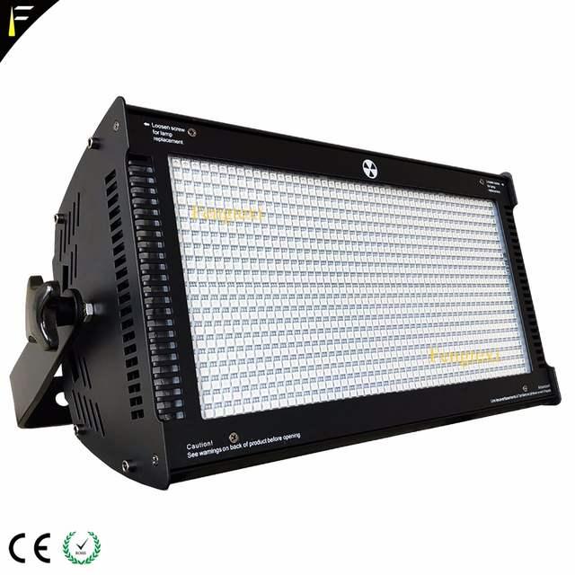 Online Atomic Led 1000 Watt Dmx Strobe Light Stroboscope Lights Fit Disco Dj Effect 1000w Flash Equipment Aliexpress Mobile