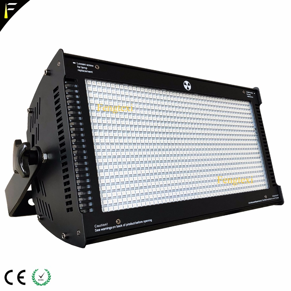 Atomique LED 1000 watt DMX Lumière Stroboscopique/Stroboscope Lumières Fit Disco DJ Effet 1000 w Lumière Stroboscopique Flash Équipement
