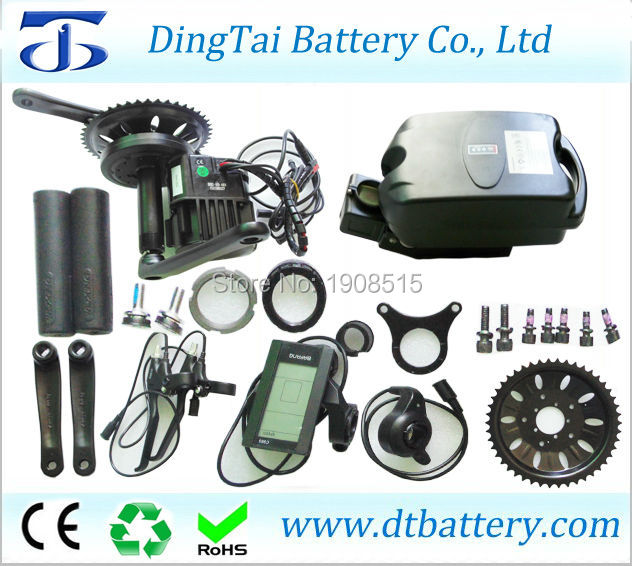 BBS03/BBSHD Bafang/8Fun 48V 1000W mid drive electric motor kit with 52V 14Ah frog battery Li-ion ebike battery and charger free shipping 48v 18ah lithium battery electric bicycle scooter 48v 1000w battery lithium ion ebike battery pack akku with bms