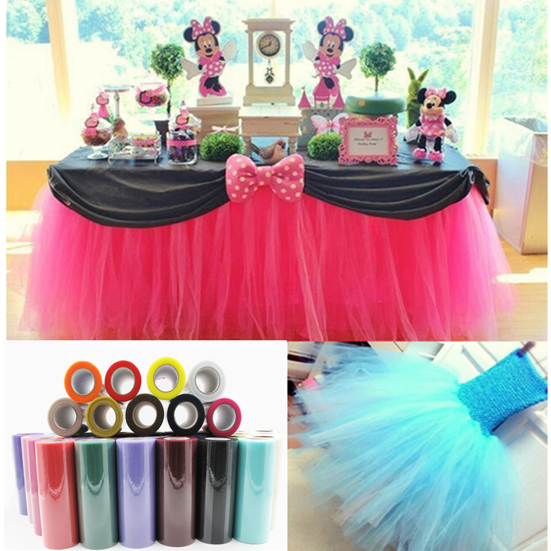 100 Yards Tulle Wedding Backdrop Wedding Decoration 15cm: Popular Kids Crafts Christmas-Buy Cheap Kids Crafts